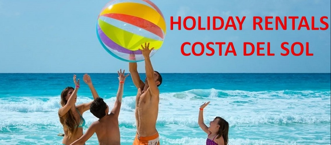WE ARE SPECIALIZED IN HOLIDAY RENTALS AND INTEGRAL PROPERTY MANAGMENT ON THE COSTA DEL SOL
