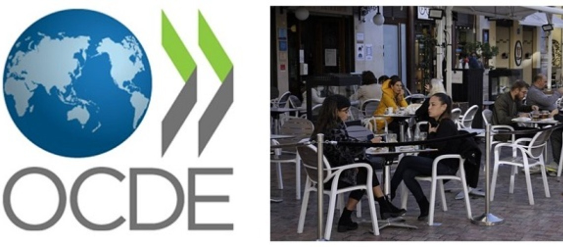 THE OCDE PREDICTS A STRONGER RECOVERY IN SPAIN THIS YEAR AND NEXT